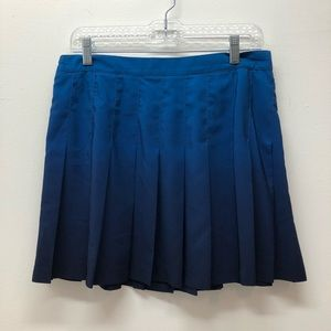 Tail Vintage Pleated Skirt Size 14